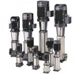 CR pumper til trykkøkningsanlegg