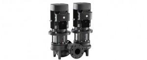 TPD Grundfos in-line pumper