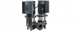 Sirkulasjonspumper Pumpetype TPED Grundfos